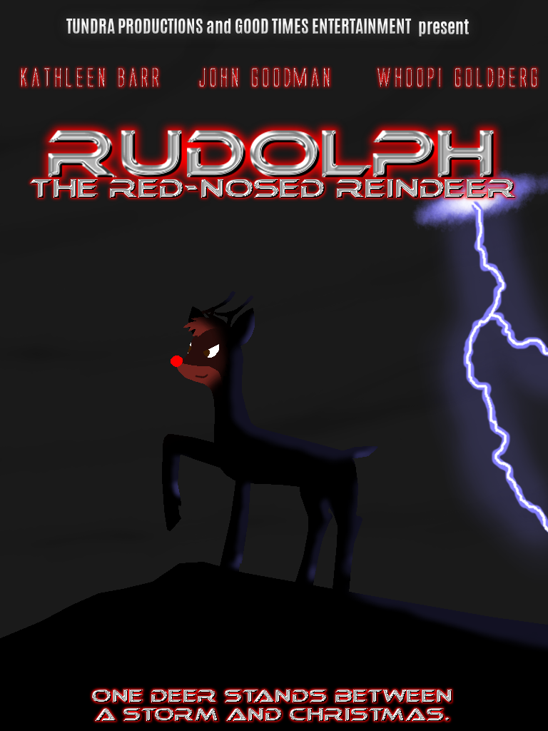 Rudolph 1998 - My take on the film (w/ og voices) by Talon-the-Cyberfox