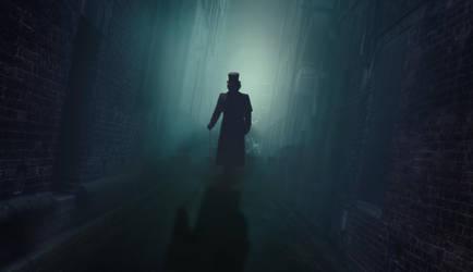 Dark Alley by CuzImaJellyfish