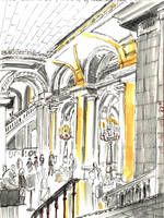 NY sketches 7 by hakantacal