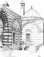 entrance by hakantacal