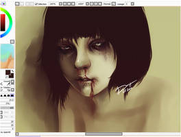WIP - Her Name is Alice by Darwem0
