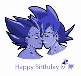Happy Birthday by devilrikku