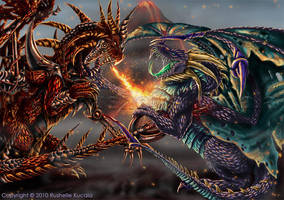 Revenge Against the Betrayer by TheDragonofDoom