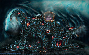 The Shoggoth by TheDragonofDoom