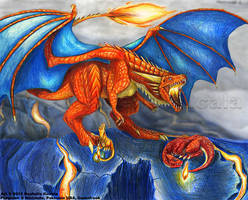 Charizard by TheDragonofDoom