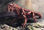 Gargantosaurus Commission by TheDragonofDoom
