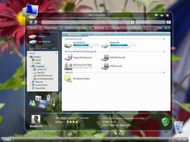 Windows 7 Concept by deviantarnab
