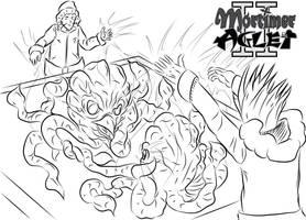 Wizard Octopus Dual! by MortimerAglet