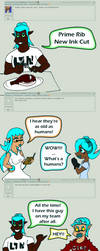 Splatoon: Underground - Answers #9 by Chaos-Le-Mieux