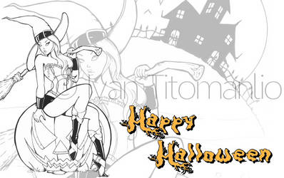 Happy Halloween by ivanzar82