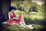 A day in the park by la-esmeralda