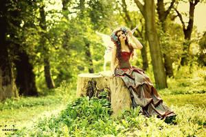 Fairy by la-esmeralda