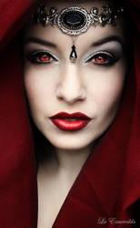 The Red Woman by la-esmeralda