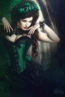 Dark Fable by la-esmeralda