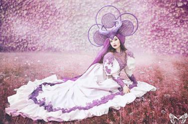 Lavender Clouds by la-esmeralda