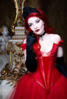Bleeding Heart by la-esmeralda