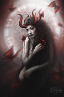 Red haze by la-esmeralda