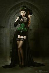 Wild Green II by la-esmeralda