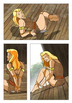 Sheena's Escape - Page 4 by TBossAZ
