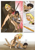 Sheena's Escape - Page 6 by TBossAZ