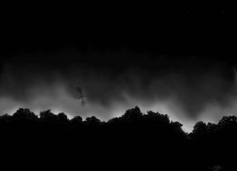 Night Fog by MinionofSloth