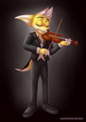 Violina by SuaveVanillaFiend