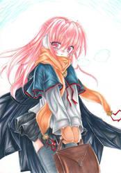 Louise-Zero no Tsukaima by ayasemn