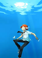 Underwater by Amorphous-blob