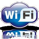 WiFi dock icon by JyriK