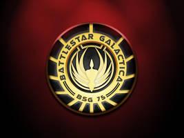Battlestar Galactica by JyriK