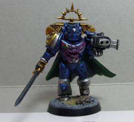 Storm Wardens Captain by Jeffburjr