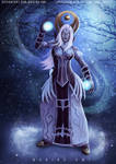 Nightborne Frost Mage by marina-umi