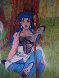 the druid by LawTeresu