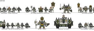 BAF: Knights Order of Castle Rock by Sleeping-Demons