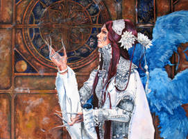 Trinity Blood Lilith by EnessaKjonig