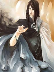 lyassareth : summoning by hhhwei