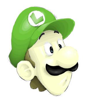 man in green by blackg