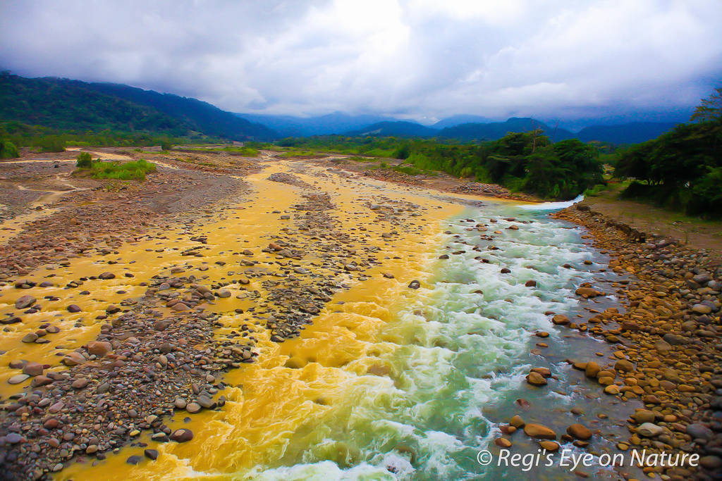 Yellow River by regiseyeonnature