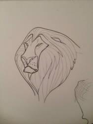 La la la lion by chennanigan