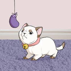 Puppycat by chennanigan