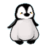Penguin by gauche0gallery