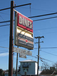 Diner Sign by etherus007