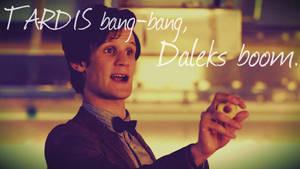 TARDIS Bang-Bang by JNapier99