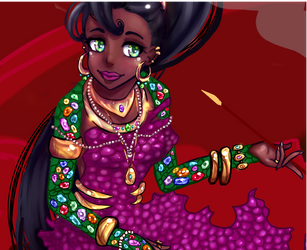 WIP Preview by Frills-Of-Justice