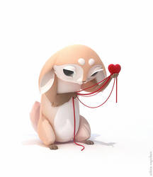 Be my valentine by veprikov