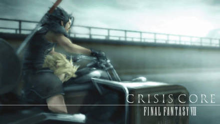 Crisis core's Shot 10 by Zer0Dragon
