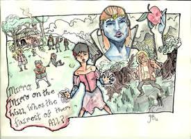 Evo Snow White by WildMagic1
