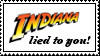 Indiana Lied Stamp by obsidianstamps