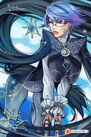 Bayonetta by Hassly