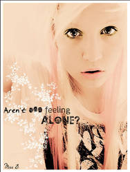 Aren't you feeling alone? by colorfullworld
